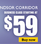 Business class starting at $59
